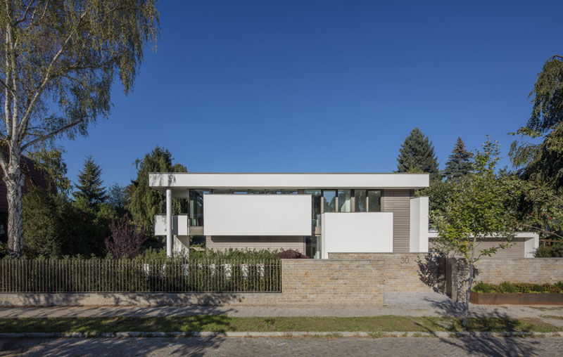 Hacke + Röhling | Villa In Dahlem